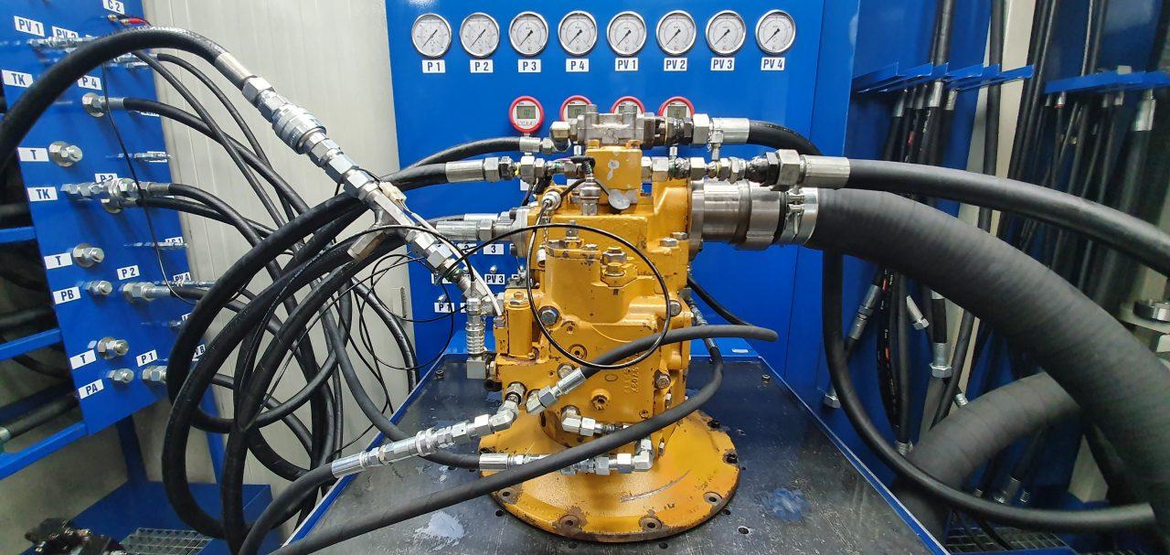 regeneracja pomp hydraulicznych małopolska